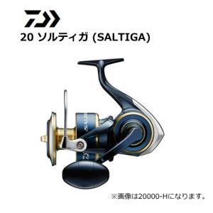 ダイワ 20 ソルティガ 8000-H / スピニングリール (送料無料) (O01) (D01)