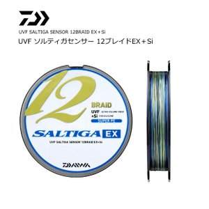 ダイワ UVF ソルティガセンサー 12ブレイドEX +Si 3号 300m / PEライン (メール便可) (D01) (O01) (セール対象商品) tsuribitokan-masuda