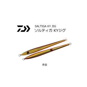 ダイワ ソルティガ KYジグ 120g 赤金 / メタルジグ (メール便可) (セール対象商品) tsuribitokan-masuda