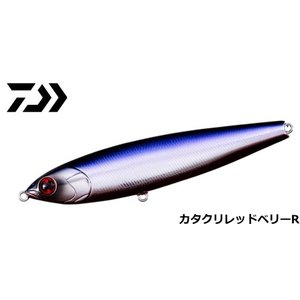 ダイワ モアザン トリックアッパー 105F カタクチレッドベリーR 15g / ルアー (メール便可) (セール対象商品)|tsuribitokan-masuda