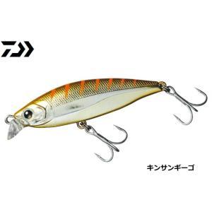 ダイワ モアザン グルービン 88S キンサンギーゴ 20g / ルアー ミノー (メール便可) (セール対象商品)|tsuribitokan-masuda