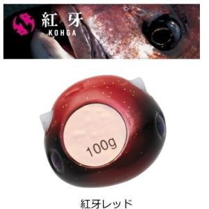 ダイワ 紅牙 ベイラバー フリー TG α ヘッド 紅牙レッド 150g / タイラバ 鯛ラバ (O01) (セール対象商品 11/12(火)13:59まで) tsuribitokan-masuda