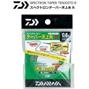 ダイワ スペクトロンテーパー天上糸 R 1.2-2.0号 / 鮎友釣り用品 (メール便可) (O01) tsuribitokan-masuda