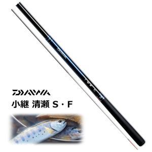 (数量限定セール) 渓流竿 ダイワ 小継 清瀬 45S・F  釣竿 (セール対象商品)|tsuribitokan-masuda
