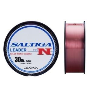 (セール 50%OFF) ダイワ ソルティガ リーダー Type N (ナイロン)70lb 20号 50m  / 釣糸|tsuribitokan-masuda