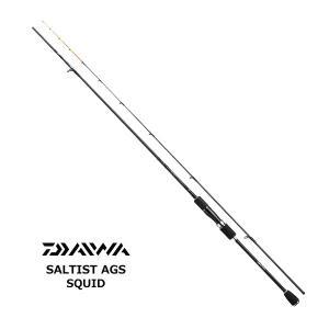 (数量限定セール) ダイワ ソルティスト AGS スクイッド SQ73ULS-SMT / エギングロッド 釣竿|tsuribitokan-masuda