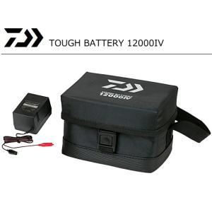 (数量限定セール) ダイワ タフバッテリー 12000 IV / 電動リール バッテリー (年末感謝セール対象商品)|tsuribitokan-masuda