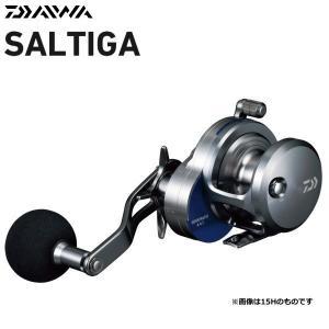 ダイワ 15 ソルティガ 10HL 左ハンドル (送料無料) (D01) (O01) (セール対象商品) tsuribitokan-masuda