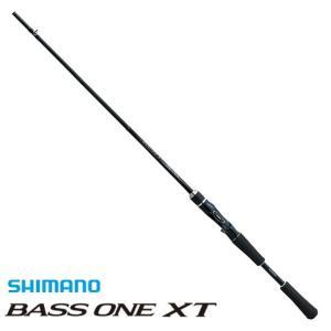 (数量限定セール) シマノ 18 バスワン XT 1610H-2   (ベイトモデル) / バスロッド 釣竿|tsuribitokan-masuda