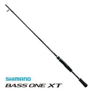 (数量限定セール) シマノ 18 バスワン XT 263UL-2   (スピニングモデル) / バスロッド 釣竿|tsuribitokan-masuda