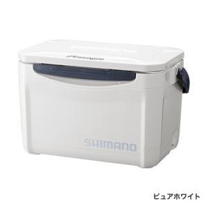 シマノ フリーガ ベイシス 260 UZ-026N ピュアホワイト / クーラーボックス (O01) (S01) (セール対象商品 11/18(月)13:59まで)|tsuribitokan-masuda