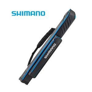 シマノ ロッドケース XT PW RC-026P 160PW ブルー (S01) (O01) (セール対象商品)|tsuribitokan-masuda