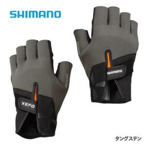 シマノ ゼフォー 1.0mm クロロプレンEXS 5カットグローブ GL-269P タングステン XL(LL) (S01) (O01) (メール便可) (年末感謝セール対象商品)|tsuribitokan-masuda