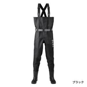 シマノ ゼフォー (XEFO) マックスデュラウェーダー WA-258Q ブラック Sサイズ (送料無料) (O01) (S01) (年末感謝セール対象商品)|tsuribitokan-masuda