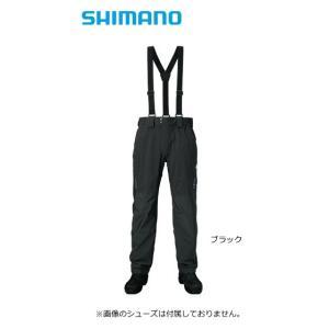 シマノ ゼフォー (XEFO) デュラストレインパンツ RA-22PS ブラック XL(LL)サイズ (送料無料) (S01) (O01) (年末感謝セール対象商品)|tsuribitokan-masuda