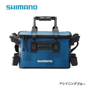 シマノ SHIMANO ロッドレスト タックルバッグ (ハードタイプ) BK-021R / バッグ ...