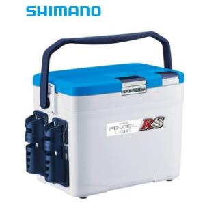 シマノ フィクセル ライト RS 120 NF-G12S ホワイトブルー / クーラーボックス (S...