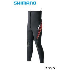 シマノ 鮎タイツ T-2.5 FI-031T ブラック LLBサイズ (送料無料)