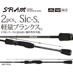 ティクト (TICT) スラム エキスパート テクニカル EXR-77S-Sis / アジングロッド|tsuribitokan-masuda