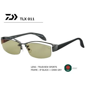 ダイワ TLX011 TVS トゥルービュースポーツ / タレックス TALEX偏光グラス|tsuribitokan