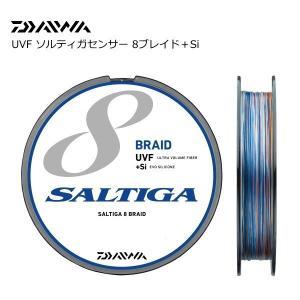 ダイワ UVF ソルティガセンサー 8ブレイド+Si 0.6号 200m tsuribitokan