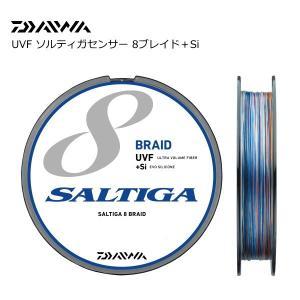 ダイワ UVF ソルティガセンサー 8ブレイド+Si 1号 200m tsuribitokan