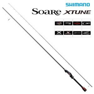 シマノ ソアレ エクスチューン S706UL-S / アジング メバリング ロッド|tsuribitokan