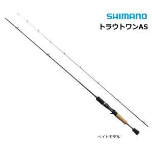 シマノ トラウトワンAS B60SUL-F / トラウトロッド|tsuribitokan