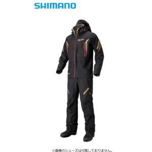 シマノ ネクサス ゴアテックス R プロテクティブスーツ EX RT-119Q ブラック XL(LL)サイズ|tsuribitokan
