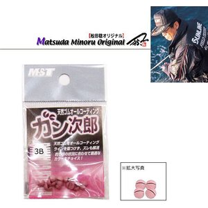 MST ガン次郎 桃 3B号 (松田稔オリジナル)|tsuribitokan
