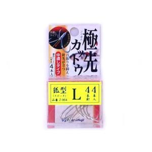 マルフジ/Marufuji Z-064 極先カットウ スピードタイプ(狐型)L 4本針