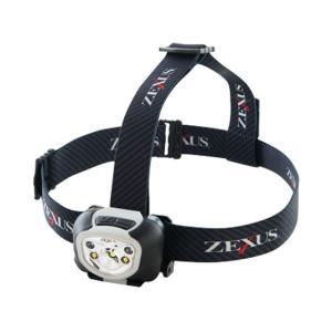 ZEXUS/ゼクサス ZX-R260 (充電式タイプ スタンダードモデル スーパーLED ヘッドライト)|tsurigu-ten