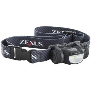 ZEXUS/ゼクサス ZX−S240 (ハイパワーLED スタンダードモデル 高性能白色LED ヘッドライト)|tsurigu-ten