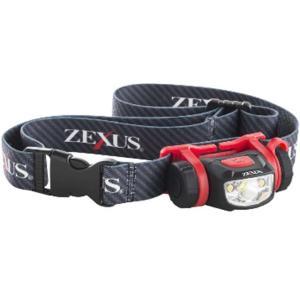 ZEXUS/ゼクサス ZX−S250 (ハイパワーLED スタンダードモデル 高性能LED×3灯 ヘッドライト)|tsurigu-ten
