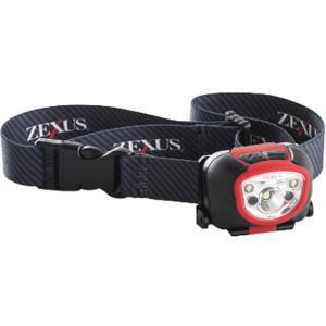 ZEXUS/ゼクサス ZX−S270 (ハイパワーLED ハイエンド・センサーモデル 高性能LED×3灯 ヘッドライト)|tsurigu-ten