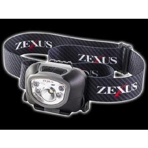 ZEXUS/ゼクサス ZX-260 (ハイパワー・ワイド照射LEDモデル)|tsurigu-ten