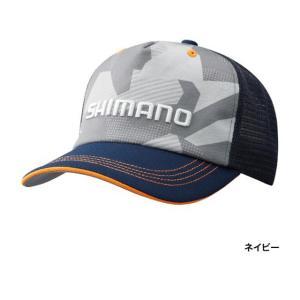 シマノ/SHIMANO CA-062P アドバンスハーフメッシュキャップ  ●サイズ:フリー|tsurigu-ten