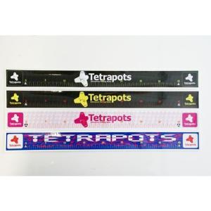 Tetrapots/テトラポッツ テトラメジャー (クーラー・タックルボックス用ステッカー)