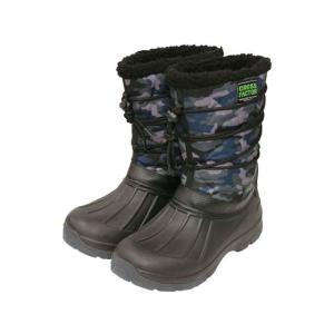 プロマリン/PROMARINE WBM808 防寒カモフラEVAブーツ ボア付き (釣り用長靴)|tsurigu-ten
