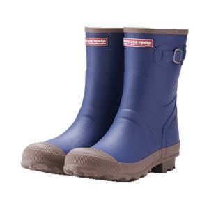リバレイ/Rivalley No.6388 RL ショートブーツ カラー:ネイビー (釣り用長靴)|tsurigu-ten