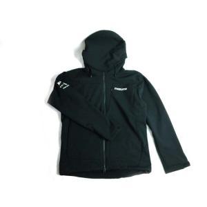 マズメ/mazume MZFW-338 ウインドカットジャケット カラー:ブラック (釣り用ショートジャケット)|tsurigu-ten