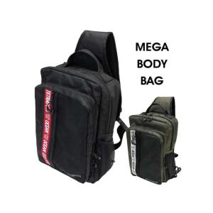 テトラポッツ/Tetrapots TPG-015 メガボディバッグ (MEGA BODY BAG サ...