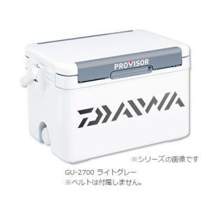 ダイワ クーラー プロバイザー GU 2100X ライトグレーの商品画像