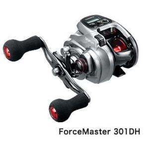 シマノ  リール  15  ForceMaster(フォースマスター)  301DH tsurigu-yokoo