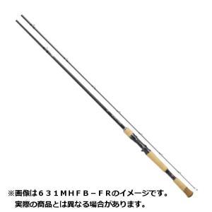 ダイワ ロッド 19 ブラックレーベル LG ベイトキャスティングモデル 6101MHFB 大型商品3 の商品画像|ナビ