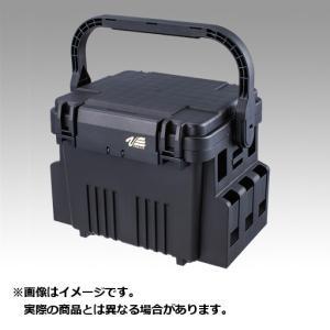 明邦 ボックス ランガンシステムボックス VS−7080 (カラー:ブラック)