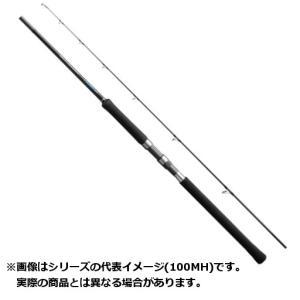 シマノ ロッド 19 ソルティーアドバンス ショアジギング 96MH 【大型商品2】