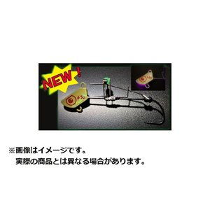 三宅商店 ルアー タッチポン陸(オカ)3S 6.5g (カラー:07 ピンクドジョウ/ホロ・ピンクケ...