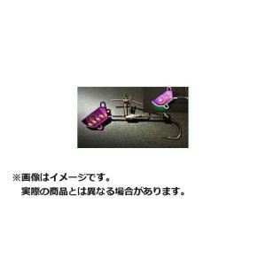 三宅商店 ルアー タッチポン陸(オカ)4S 5.5g (カラー:02 パープルグロー/ホロ・夜光)