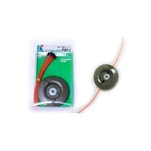 【在庫処分】草刈り用ナイロンコード ヘッダー付きカットコード 12本入 径3mm / 200mm|tsurigunet|03